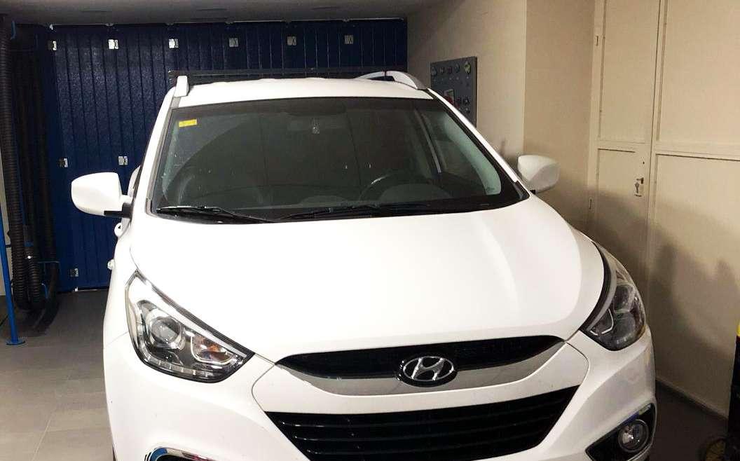 Hyundai Tucson del año 2014