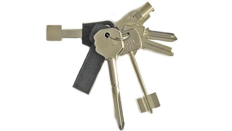 Qué es una llave y sus distintos tipos